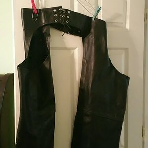 hot leather